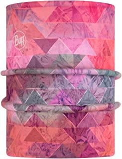 Original Buff 正反两用摇粒绒围脖 Prysma Multi Tubular Girls 紫红色 均码