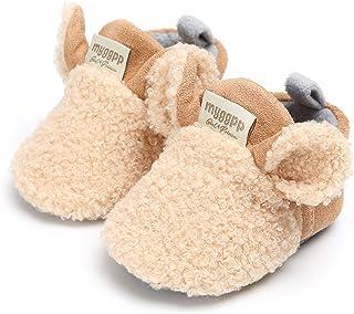 oenbopo 婴幼儿冬季靴柔软防滑保暖婴儿儿童靴学步靴