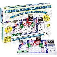 Snap Circuits Snaptricity, 電子設備探索套件 (Stem 建筑), 適用于8歲以上兒童