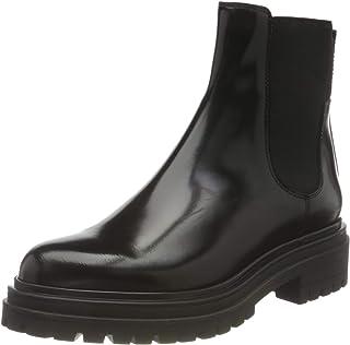 HUGO 女士 Alpha Chelsea-c 靴子