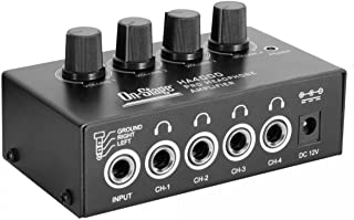 On-Stage HA4000 4 声道专业耳机放大器