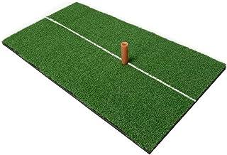 BESPORTBLE 室内高尔夫练习垫,高尔夫挥杆垫,金色垫,摆动垫(*不带球座)