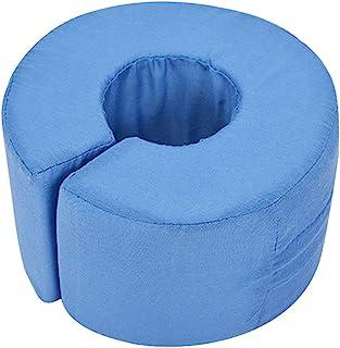 EXCEART 2 件套脚高脚支撑腿手枕垫泡沫脚踝枕休息*高程防止**(蓝色)