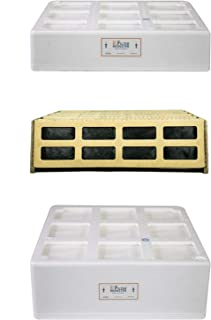替换滤芯套装兼容 IQAir PreMax、V5 芯和 HyperHEPA 适用于 HealthPro 系列空气净化器...