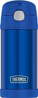 Thermos 膳魔师 Funtainer 水杯,蓝色,12盎司(约354.84 毫升)