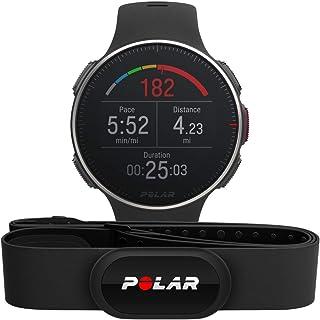 Polar 博能 Vantage V Titan,带GPS的多功能运动和铁人三项训练运动手表,带心率监测器,防水