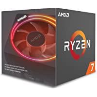 AMD 采用Wraith Prism LED散热器的Ryzen 7 2700X处理器 - YD270XBGAFBOX