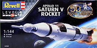 Revell 德国 04909 阿波罗土星五号 火箭模型套件