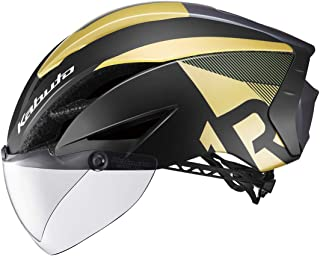 OGK kabuto 头盔 AERO-R1 CV G-1 磨砂金 S/M