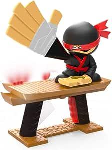 Slap Ninja Game - 电子游戏、技能和动作游戏、有趣的敲击手游戏、闪电快速反应、谁更快……你或忍者大师、笑话派对游戏、快速步行