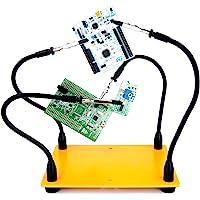 Fstop Labs Helping Hands Soldering,*三手焊接工具 PCB 支架四臂帮助手工艺品珠宝爱…