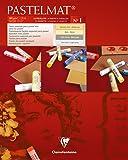 clairefontaine 24 x 30 cm pastelmat glued PAD 多色可选