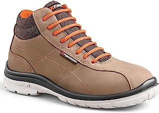FUNCIONAL 女士卡普里铝头超轻工装靴