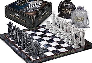 Noble Collection 哈利·波特巫师国际象棋套装