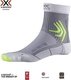 X-SOCKS 男式 Bike Pro 中筒袜