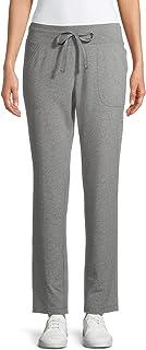 Athletic Works 女式必备运动针织裤常规款和小号
