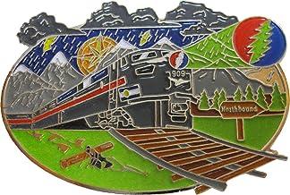 Hippie Train - 闪电螺栓 - 珐琅别针
