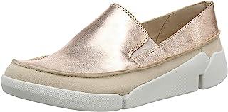 Clarks 女士 Tri Step 一脚蹬运动鞋