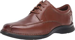 Clarks 男士 Kempton Run 牛津鞋