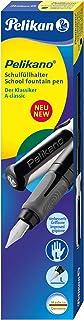 Pelikan 百利金 803038 钢笔 Pelikano 适用于左撇子 L 笔尖 黑色 1 件 折叠盒