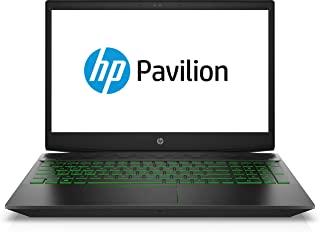HP Pavilion Gaming 15 英寸笔记本电脑,Intel Core i5-8300H 处理器,NVIDIA GeForce GTX 1050TI (4 GB),8 GB SDRAM,1TB HDD+16Gb optane,Wind...
