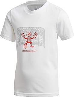 adidas 阿迪达斯 LB 棉 T 恤(短袖),儿童