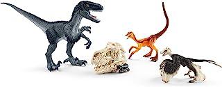 Schleich 恐龙三猛龙 ON THE Hunt 小雕像玩乐套装