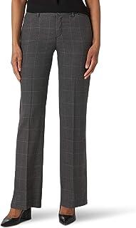 Lee 女士弹性运动标准修身长裤