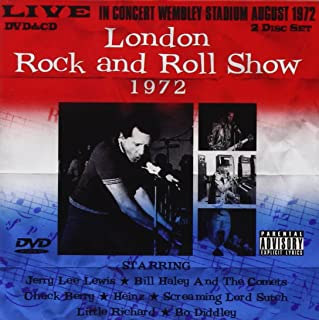 The London Rock And Roll Show 1972