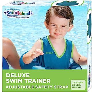 SwimSchool SSO10165BL Deluxe Tot Trainer, Blue
