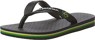 Ipanema 中性款 儿童 Classic Brasil Ii 儿童夹趾拖鞋