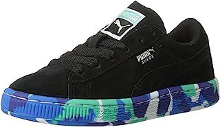 PUMA Kids' Suede Rubbermix Jr Sneaker