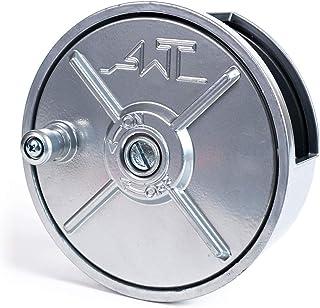 American Wire Tie:金属卷筒 - 铝制钢筋线分配器 | 轻质设计 | 高强度耐用性