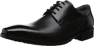 TEXCY LUXE 商务皮鞋 真皮 日本制造 TU-800 男士 黑色 24.5 cm