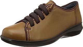 Achilles SORBO 步行鞋 日本产 真皮 减震 弯曲性 走路舒适 橡胶系带款式 懒人鞋 女士 3E SRL 0910