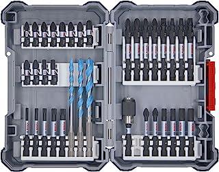 博世专业 35pcs钻头套装(挑选并点击,冲击扳手附件,带钻头和通用支架)