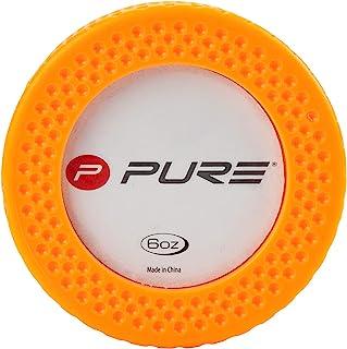 pure2improve 中性款纯 ice-hockey PUCK 黄色均码