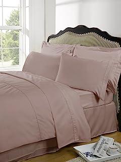 highams 埃及长绒棉素色 DYE 帷幔 sheet- 多种颜色和尺寸