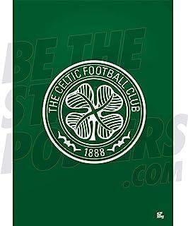 Be The Star Posters 凯尔特人 FC 2020/21 Club Crest A2 足球海报/印刷/墙艺术 - 官方*产品 - 提供 A3 和 A2 尺寸 (A2)