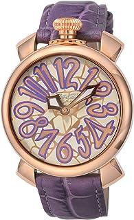 [GaGa MILANO]GaGa MILANO 腕表 MANUALE 40MM 镶嵌 多色表盘 5021.MOS.01 女士