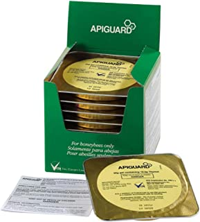 Apiguard 10 个装 Varroa Mite Control