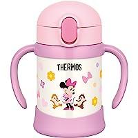 Thermos 膳魔师 保温杯 儿童吸管杯 FHV-250DS 适合9个月及以上 浅粉色