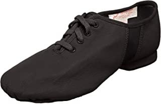 Sansha Tivoli 系带皮革爵士鞋