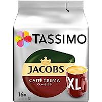 Tassimo Jacobs Caffè Crema Classico XL咖啡 5包 T Disc 胶囊 (5 x 1…