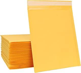 30 包 22.94 x 27.94 cm 牛皮纸气泡邮寄袋自封邮寄垫信封防撕运输袋