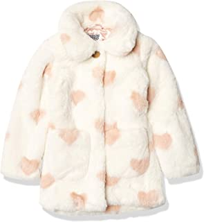 Kensie - 女孩外套女孩人造毛皮步行外套