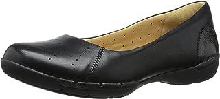 Clarks 女士 Un Hearth 平底鞋