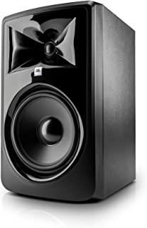 JBL Professional 308P MkII 下一代2向电动演播室监视器,8英寸(约20.32厘米)