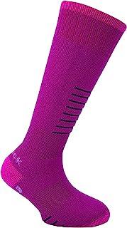 Eurosock 中性儿童滑雪袜 Snowbase Jr 滑雪袜(2 件装)