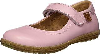 Naturino 女孩 Baia 系带芭蕾舞鞋